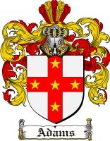 Adams Family Crest