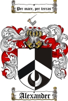Alexander Family Crest