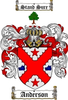 Anderson Coat of Arms