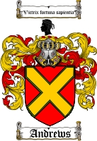 Andrews Coat of Arms