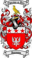 Atkinson Code of Arms