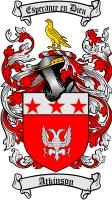 Atkinson Coat of Arms