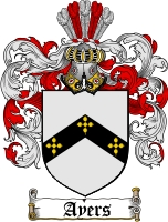 Ayers Coat of Arms