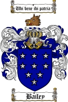 Bailey Family Crest