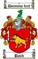 Baird Family Crest