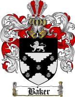 Baker Family Crest