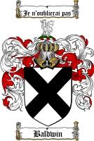 Baldwin Family Crest