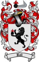 Ball Coat of Arms