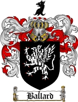 Ballard Coat of Arms