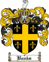 Banks Family Crest