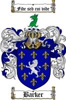 Barker Family Crest