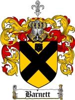 Barnett Coat of Arms