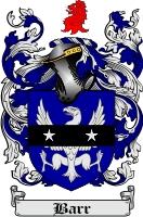 Barr Family Crest