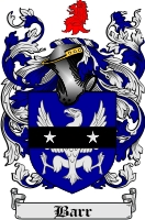 Barr Coat of Arms