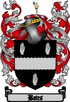 Bates Coat of Arms