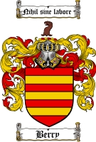 Berry Coat of Arms