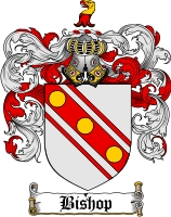 Bishop Family Crest