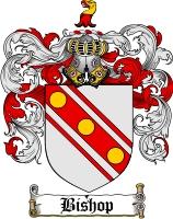 Bishop Code of Arms