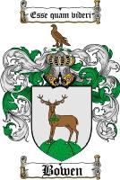 Bowen Family Crest