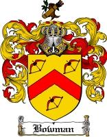 Bowman Family Crest