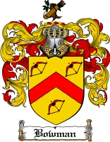 Bowman Coat of Arms