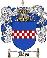 Boyd Family Crest