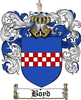 Boyd Coat of Arms