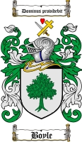 Boyle Coat of Arms