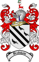 Bradshaw Coat of Arms