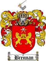 Brennan Coat of Arms
