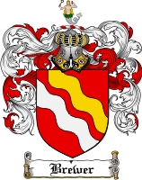 Brewer Family Crest