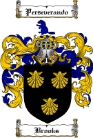 Brooks Coat of Arms