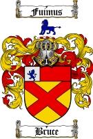 Bruce Family Crest