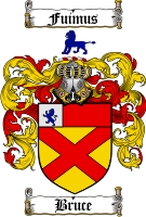 Bruce Coat of Arms