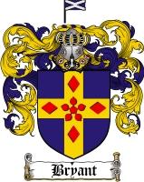 Bryant Family Crest