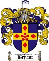 Bryant Coat of Arms