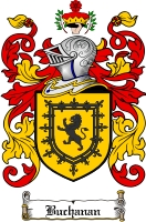 Buchanan Family Crest