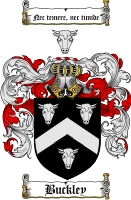 Buckley Coat of Arms