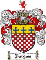 Burgess Coat of Arms