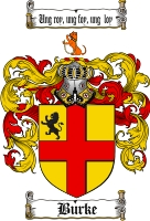 Burke Coat of Arms