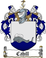 Cahill Coat of Arms