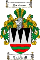 Caldwell Coat of Arms