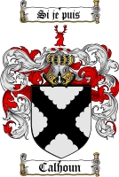 Calhoun Family Crest