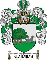Callahan Family Crest