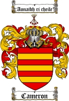 Cameron Coat of Arms