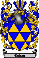 Carlson Coat of Arms
