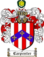 Carpenter Family Crest