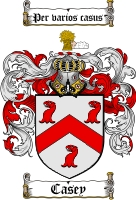 Casey Coat of Arms