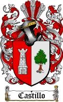 Castillo Coat of Arms