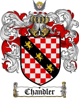 Chandler Family Crest